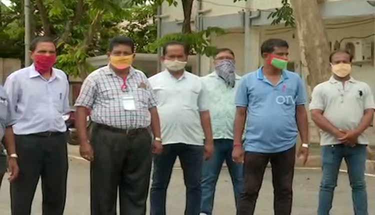 Teachers demand Covid warrior status in Odisha