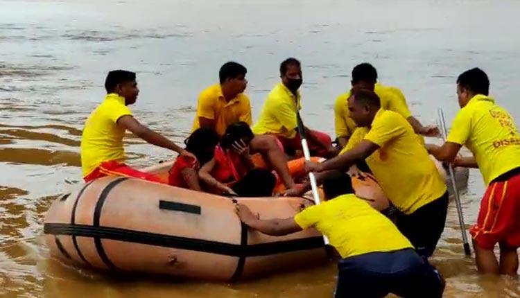 2 Women Jump Off Cuttack Trishulia Bridge Into Kathajodi River, Rescued