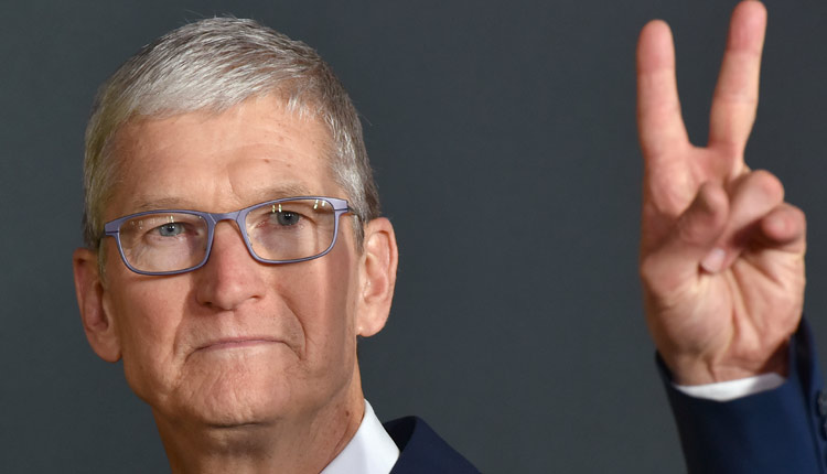 Apple Becomes World's Most Valuable Company With Market Cap Of $1.84 Trillion