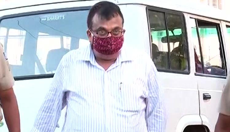 Suspended AYUSH Director Bibhu Prasad Sarangi