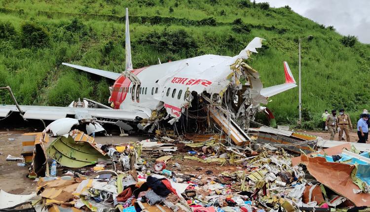 Air India Express Flight Crash At Kozhikode airport