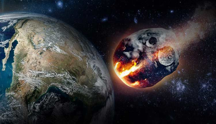Asteroid With 22 Metres Diameter To Pass By Earth On Tuesday