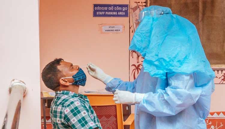 COVID-19 Recoveries in Odisha