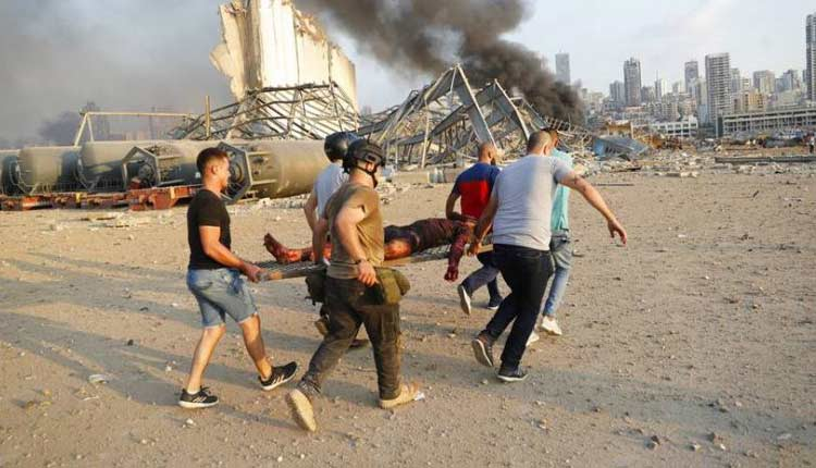 Beirut Explosion: Death Toll Reaches 200