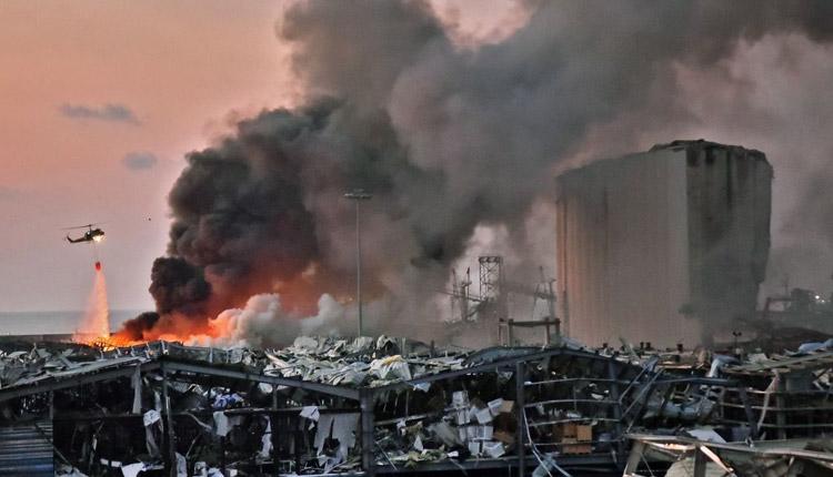 Beirut Blast, Lebanon