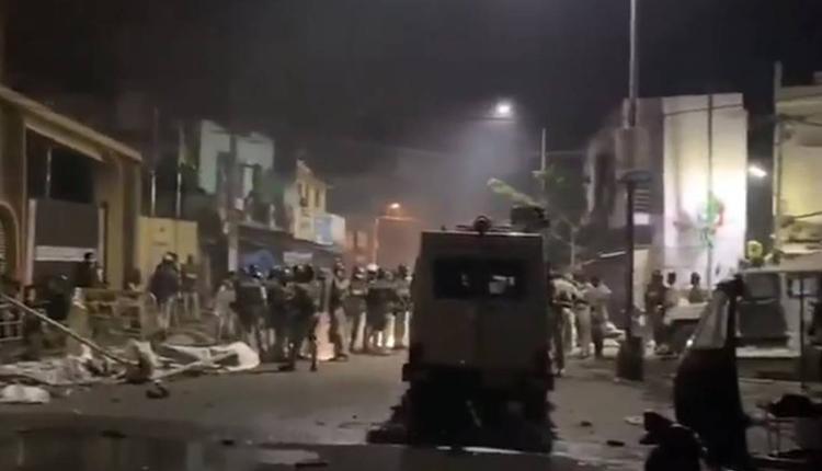 Bengaluru-Riot