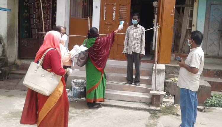 COVID-19 Tally crosses 75000 mark in Odisha