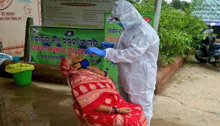 COVID-19 Odisha