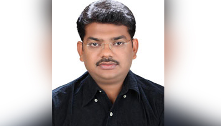 Chandbali MLA Byomakesh Ray