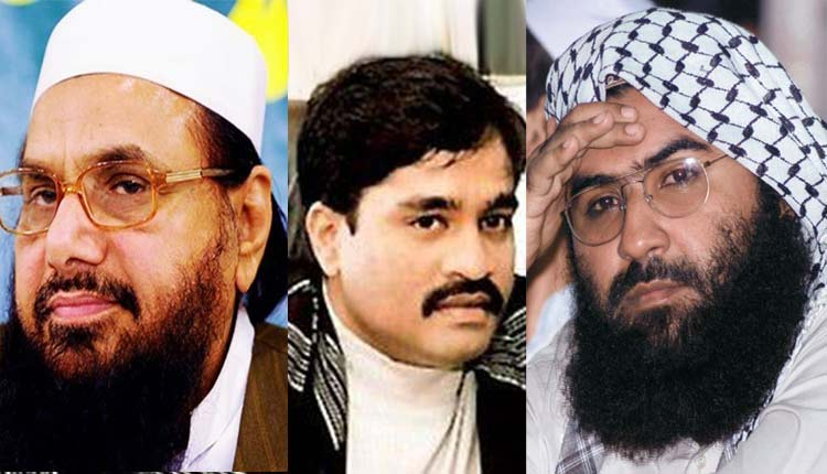 Pakistan Imposes Tough Curbs On Hafiz Saeed, Dawood Ibrahim, Masood Azhar