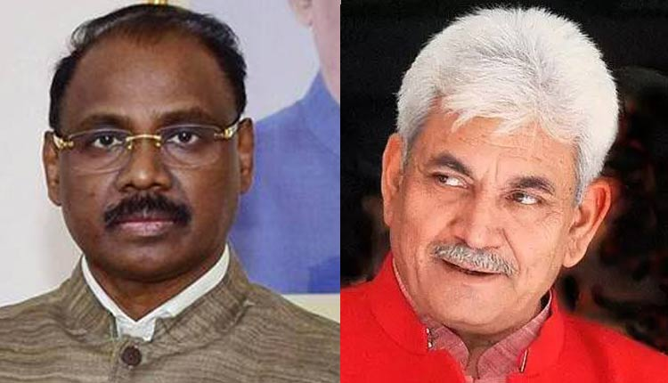 Former J&K Lt Governor GC Murmu Appointed New CAG, Manoj Sinha New LG