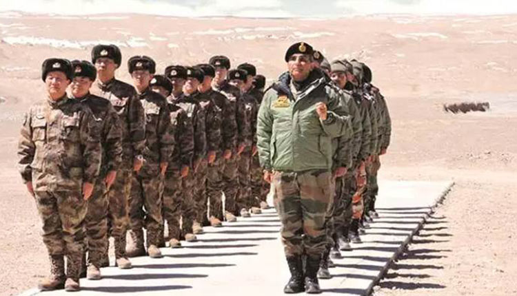 Armies of India, China Discuss Disengagement In Depsang Plains