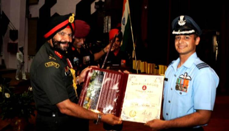 Gaganyaan Mission: Wishes Pour In For Odia IAF Pilot Nikhil Rath After 1st Phase Training