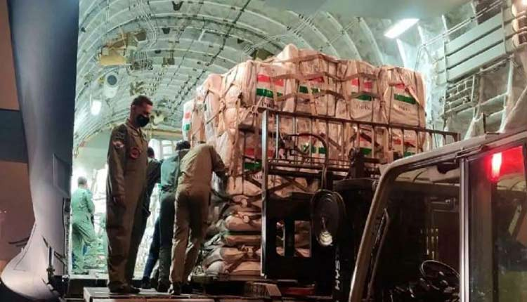 Beirut Explosion: India Sends Medical Aid, Food Supplies To Lebanon