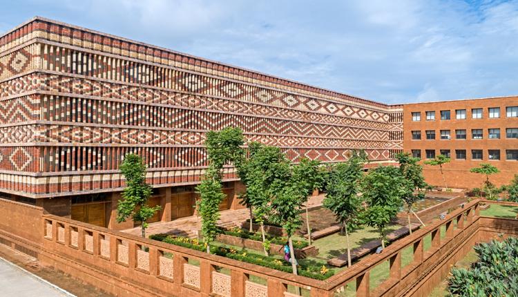 Odisha Krushi Bhawan's Sambalpuri Architectural Marvel Gets Place ...
