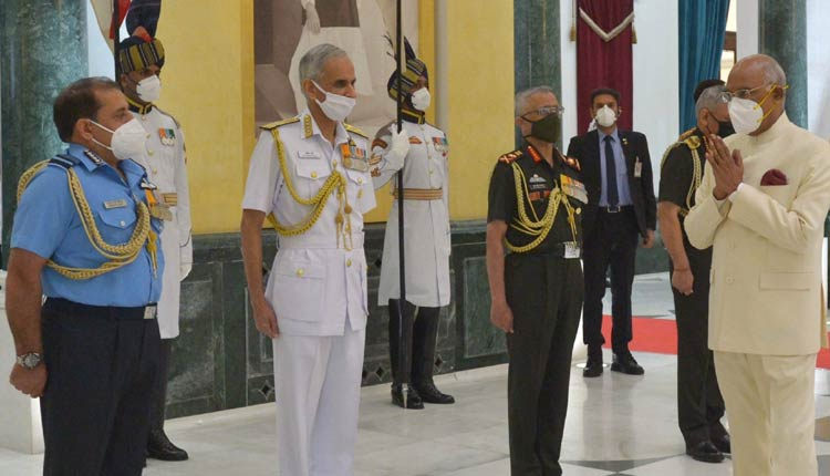 Reception At Rashtrapati Bhavan: Muted But Special 'At Home' This Time