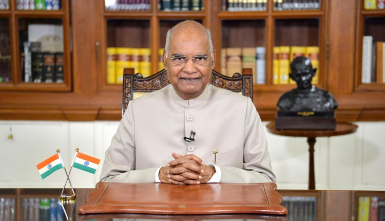 President Kovind Confers National Teachers' Awards To 47 Teachers Across India