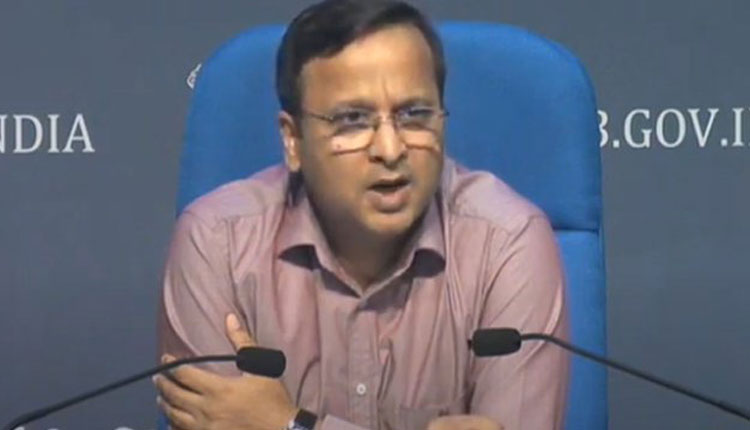 Union Health Ministry Joint Secy Lav Agarwal Tests COVID-19 Positive