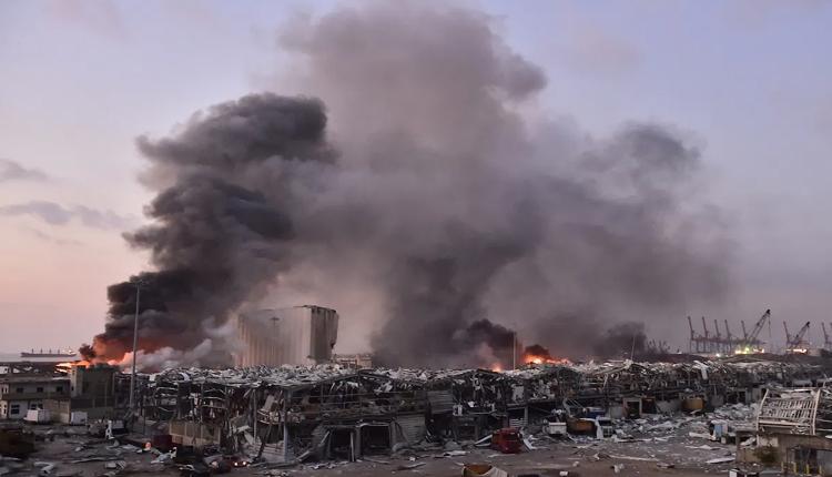 Beirut-Blasts