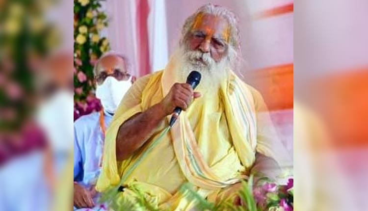 COVID-19: Chief Of Ram Temple Trust Mahant Nritya Gopal Das Tests Positive