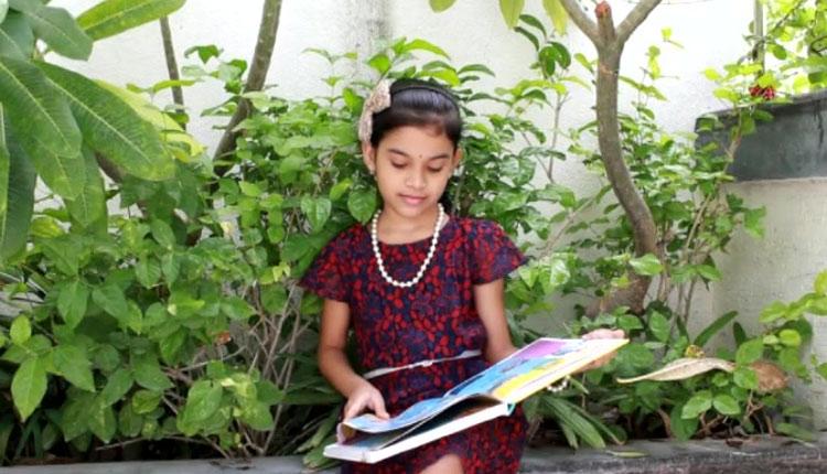 Odisha Girl In 'India Book of Records' For Scripting Ramayana