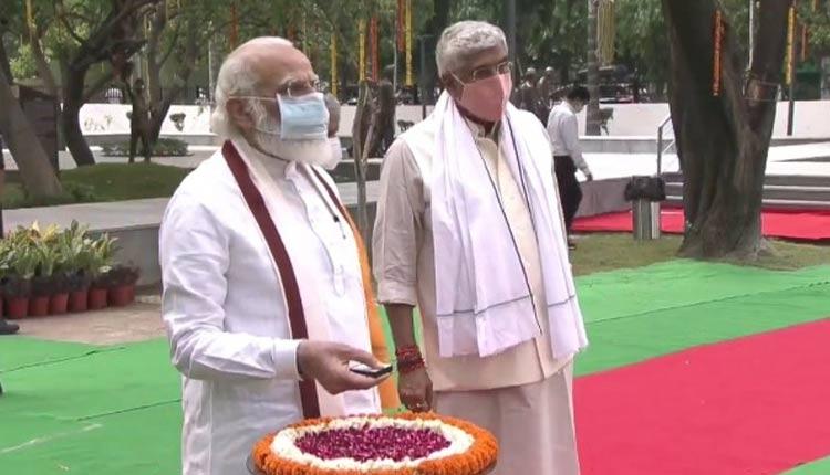 PM Modi Inaugurates 'Rashtriya Swachhta Kendra'