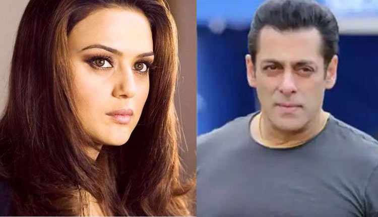 Preity Zinta Recalls Being 'Scared' Of Salman Khan