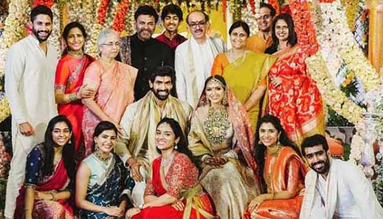 Rana Daggubati Gets Hitched To Miheeka Bajaj: Wishes Pour In For Newlyweds From Celebs