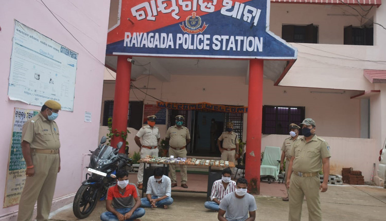 Rs 24 Lakh-Loot: Complainant Among 4 Arrested By Odisha Police