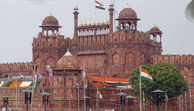 COVID Impact: India Gears Up For I-Day Celebrations At Red Fort With Major Changes