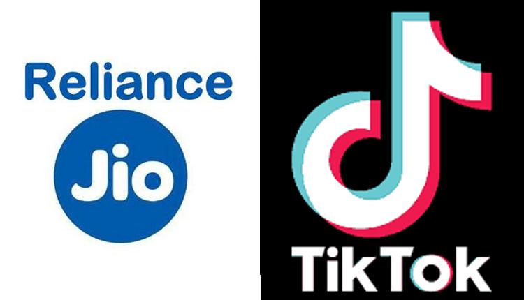 Reliance-Jio-TikTok