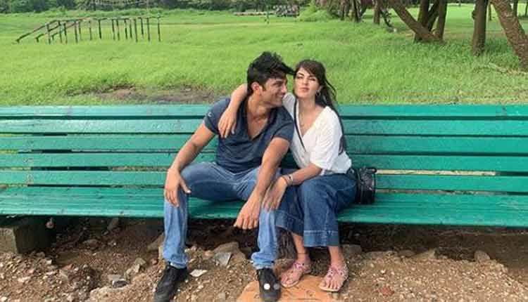 Rhea Chakraborty Shares Chat History With Sushant Singh Rajput, Claims SSR Calling His Sister 'Pure Evil'