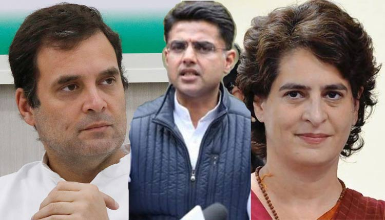 Sachin Pilot Meets Rahul Gandhi, Priyanka Gandhi Vadra Amid Hints Of Breakthrough