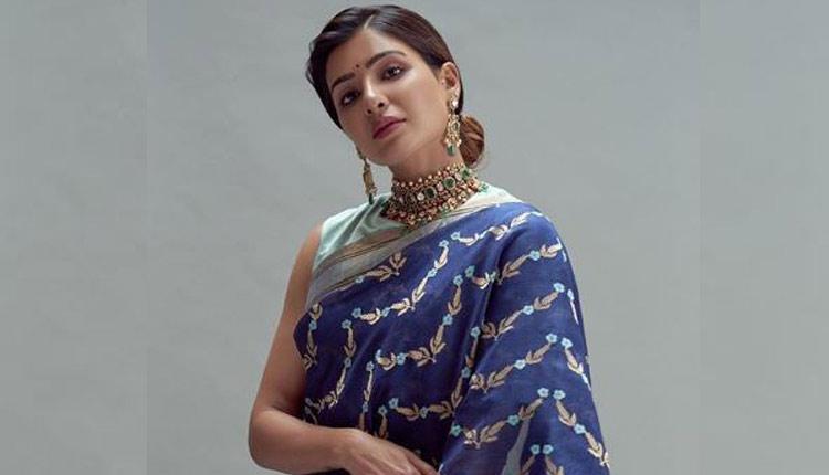 Samantha Akkineni Flaunts New Look