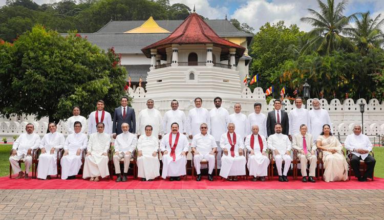 Sri Lanka Elections: Mahinda Rajapaksa's Cabinet Sworn In