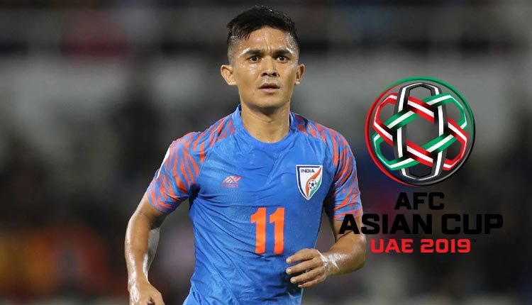 AFC Asian Cup 2019: Sunil Chhetri Voted 'Favourite Player'