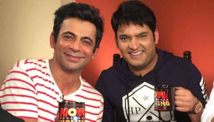 Gangs of Filmistan's Sunil Grover Rapid-fire: Kapil Sharma Is Comedy King (Watch Throwback)