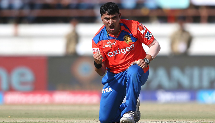 Spinner Pravin Tambe Becomes First Indian To Play In CPL