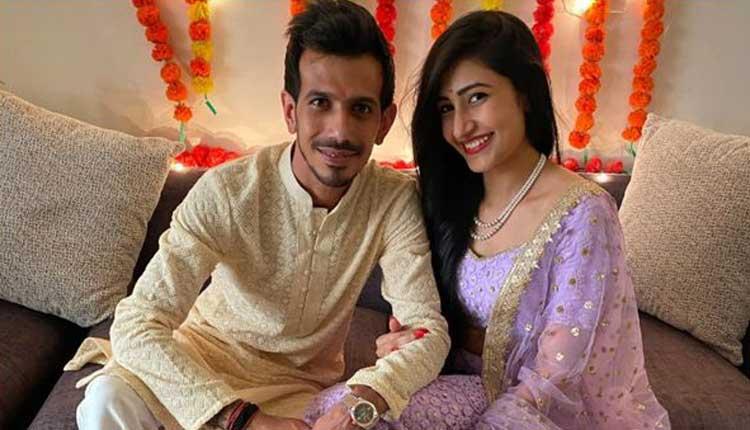 Yuzvendra Chahal Gets Engaged To Choreographer Dhanashree Verma