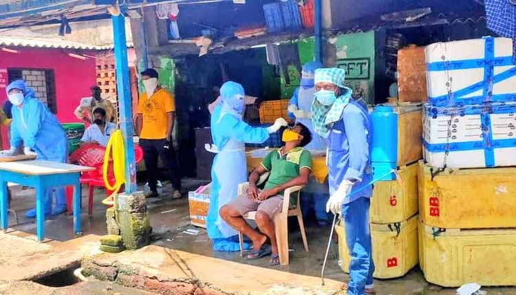 Daily Covid-19 Cases Drop Below 100 In Bhubaneswar