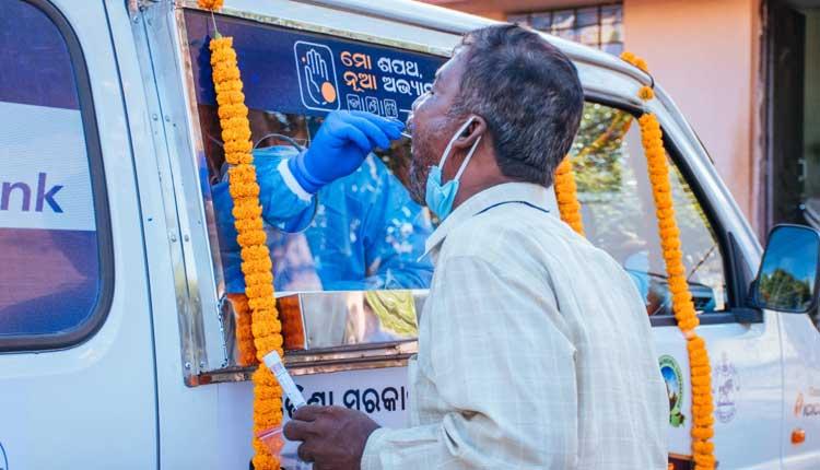 COVID-19 Recoveries In Odisha Surge Pass 30K Mark