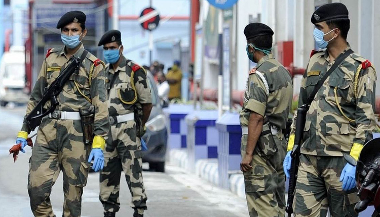COVID19 Hits 3,800 Central Security Personnel In Northeast