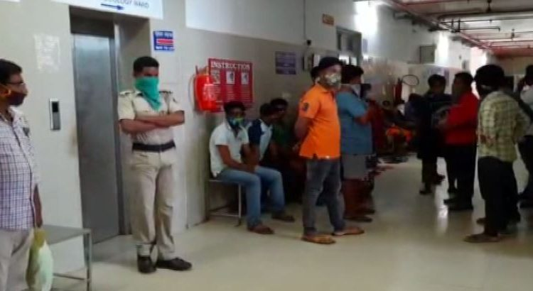 Newborn's Death At Dhenkanal Hospital Sparks Tension