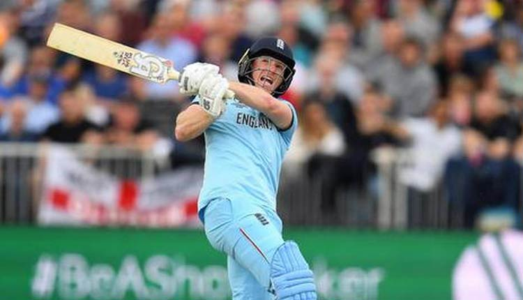 Eoin Morgan Goes Past MS Dhoni In Sixes Tally