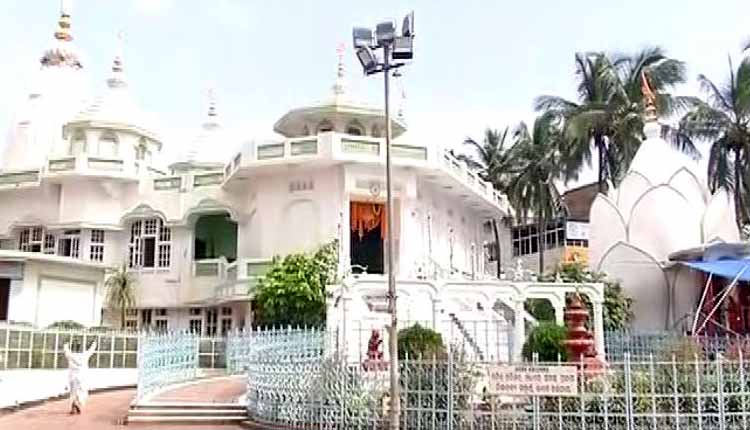 Odisha Celebrates Janmashtami Without Devotees' Participation