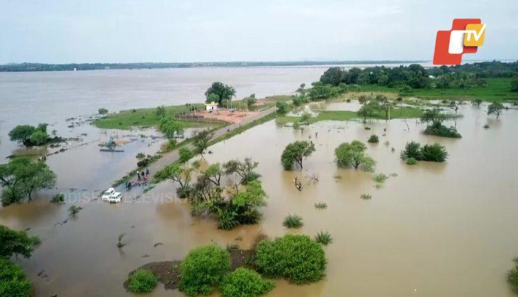 Flood Situation Remains Grim In Odisha