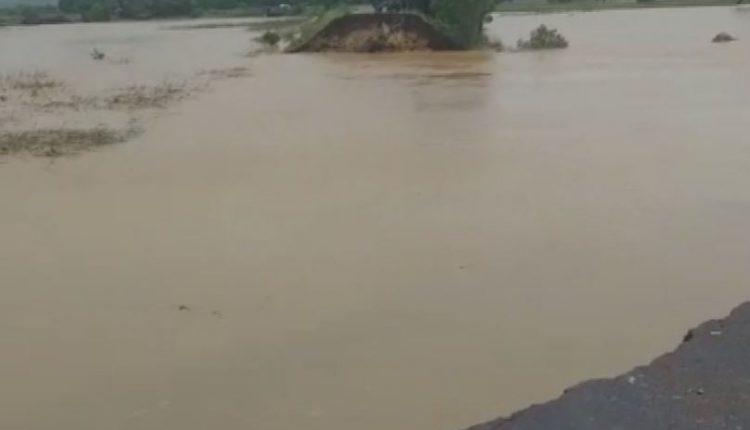 Odisha Floods: 'Dynamite Used To Create 300 ft breach On Kelua River Embankment In Jajpur'