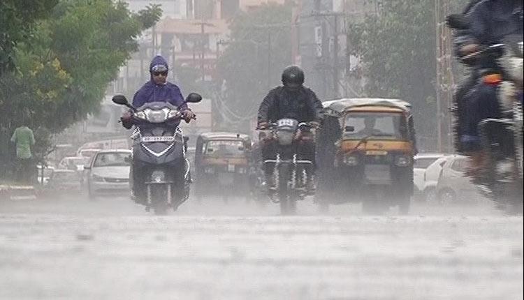 Low Pressure To Trigger heavy rainfall in Odisha