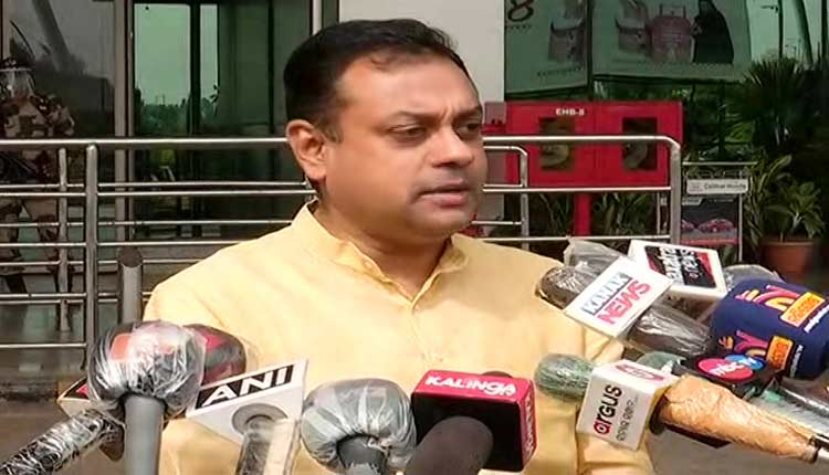 Sambit Patra terms land sale of Bagala Dharmashala illegal