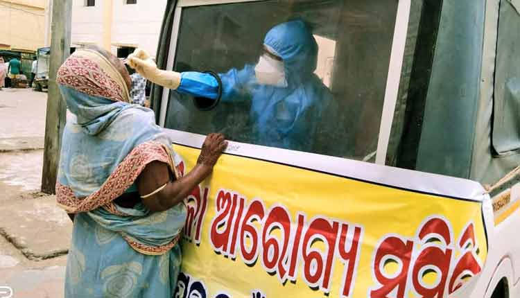 COVID-19 Cases In Odisha Continues To RIse